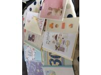 3000+ greetings cards and stand. Huge variety of cards including birthday, anniversary, baby etc