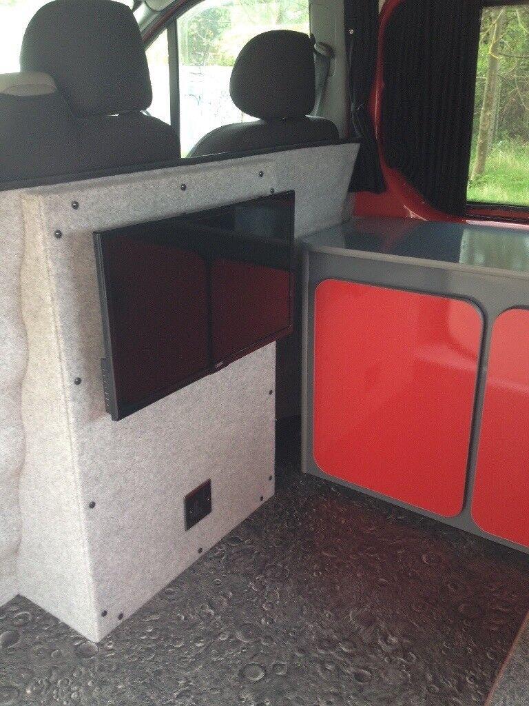 Vauxhall Vivaro Camper Van Conversion