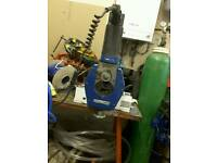"George fisher 1""_4"" pipe cutter"