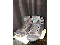 Decathlon trekking boots (female or unisex)