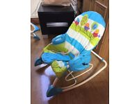 All in one baby,infant,toddler rocker