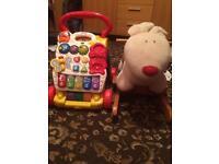 Baby walker. Baby Rocking Horse
