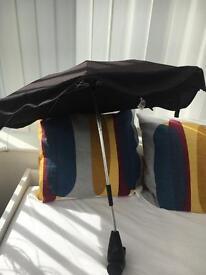 Pram sun parasol - mothercare