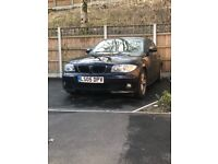 05 BMW 1-Series Sport, quick sale, low mileage, great condition, absolute bargain!