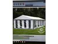 Marquee 10x5 meters Dancover NEW