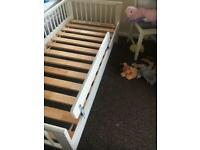 Ikea child bed