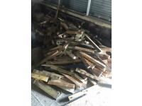 Free wood for fire