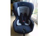 Mamas and Papas VITO Group 1 Car Seat with brand new spare cover