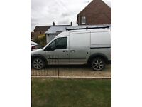 Ford transit connect lwb 230lx