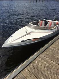 Picton Sunsport GTS150 15 ft Speedboat