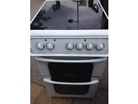 Hotpoint ceramic hob electric cooker £85