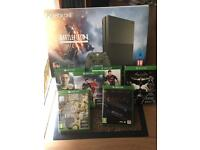 Xbox One S 1TB Limited Edition Bundle With Games