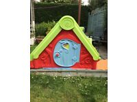 Childrens summer playhouse