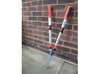 Telescopic Hedge and Garden Shears