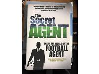 The secret agent, football agent, sports agent book great read ! Great condition.