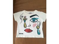 Kids moschino top