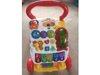 VTech First Steps Baby Walker - Working order