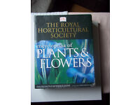 Dorling Kindersley The Royal Horticultural Society Encyclopedia of Plants and Flowers 721 pages