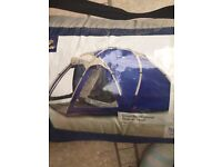 Double walled dome tent - brand new - never been used.