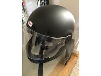 Bell bullit crash helmet matt black
