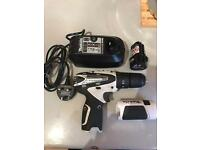 Makita 10.8v drill with torch