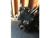 Engine for ford transit 2.2l from 2007-2011, low milege.