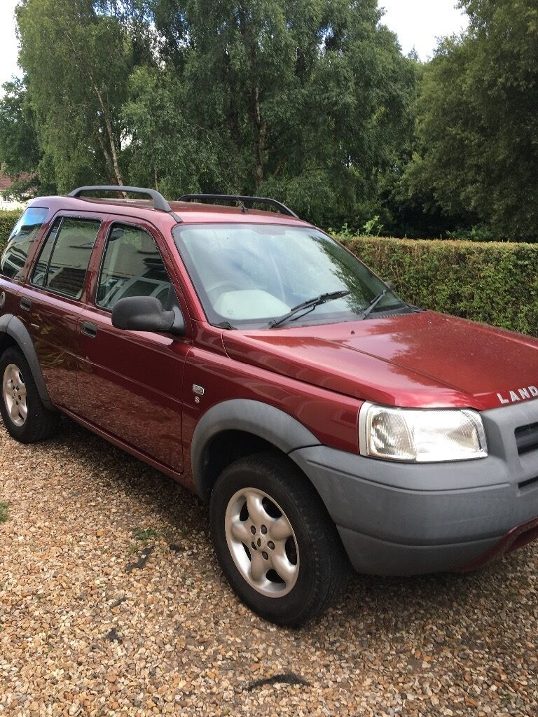 land rover freelander td4 2001 in ferndown dorset gumtree. Black Bedroom Furniture Sets. Home Design Ideas