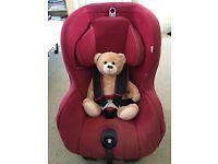 Jane Exo Car Seat 9-18 kg, 9 months - 4 years, Group 1, forward facing.