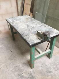 Work Bench Used Condition