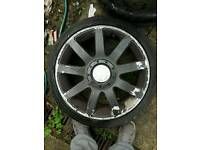 vw alloys 205/40/17
