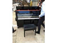 Waldstein Upright Piano and Stool