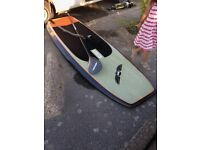 SUP - BLACKWINGS 7'11 'PAIPO' CARBON RAILS - NEW GENERATION WINDSUP