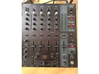 Behringer PRO MIXER DJX750 - 5-Channel Mixer with Advanced Digital Effects and BPM Counter UNUSED!