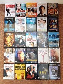 25 DVD bundle E
