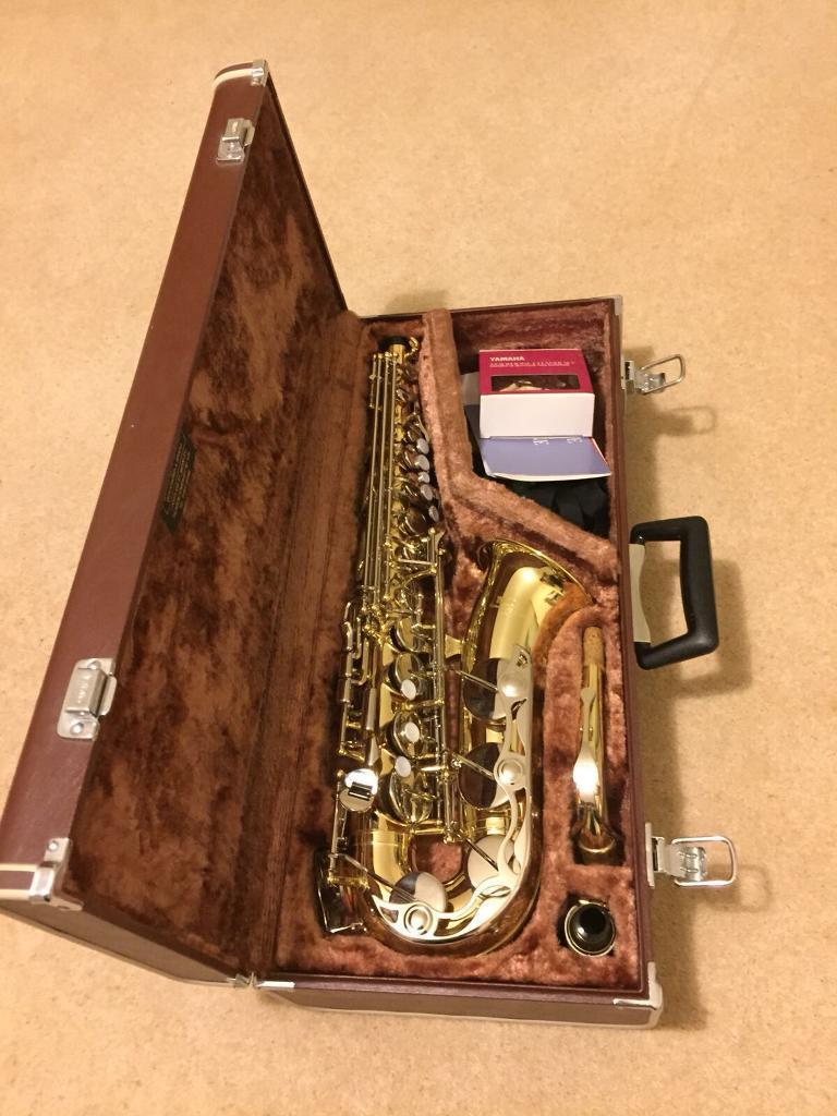 Yamaha Alto Saxophone (Yamaha YAS25)