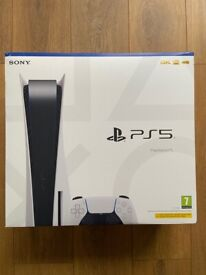 Sony PlayStation 5 PS5 Console Disc Edition with Controller *BRAND NEW SEALED*