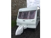 2001 Lunar LX2000 462 2 berth + extras in great condition!