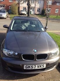 2 Owners , FSH, BMW 1 series 116 Only 2500