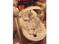 Baby battery operated swing URGENT SALE
