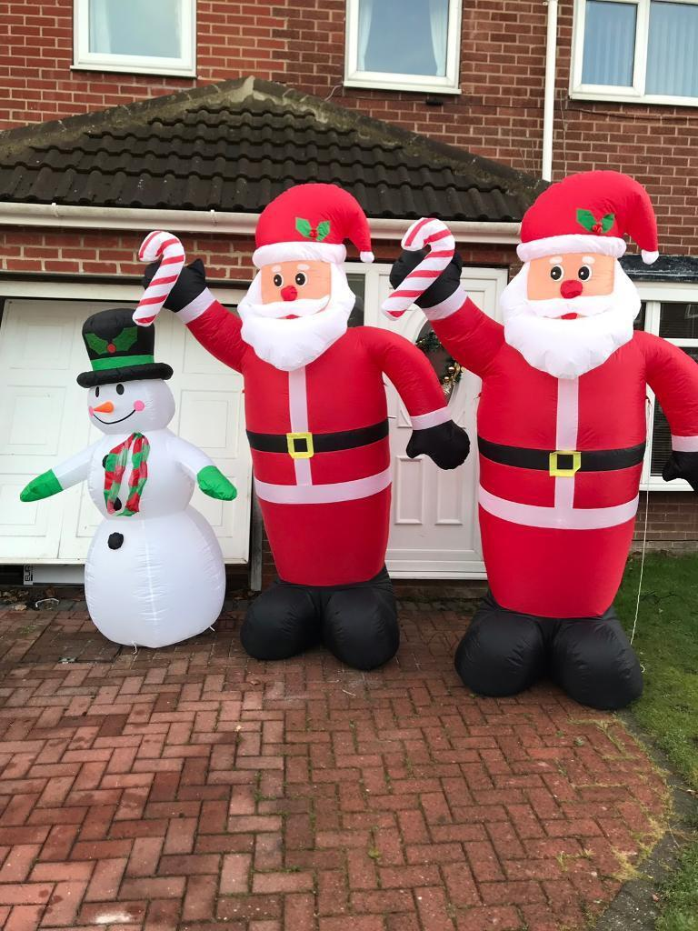 Giant Inflatable Christmas Decorations In Brotton North Yorkshire Gumtree