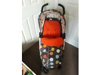 Cosatto pushchair fable