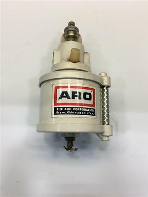 Vintage Aro Pneumatic Air Line Tool Adjustable Oil Water Separator 26241 29525z