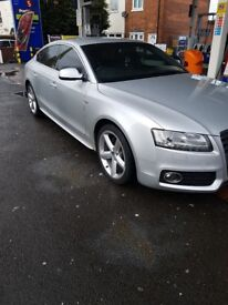 STUNNING AUDI A5 IN FANTASTIC CONDITION AND HUGE SPECIFICATION