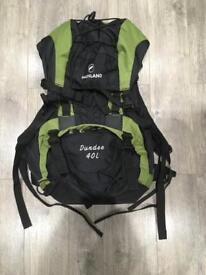 Highland 40L rucksack