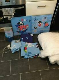 Kids bedroom Pirate bundle