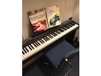 Casio cdp 100 full size weighted keys barging needs gone tonight