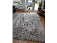 Large rug 230cm by 165cm