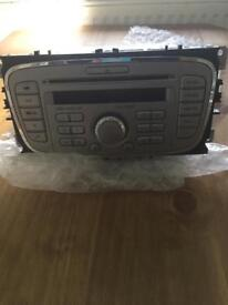 Ford Focus cd/radio player