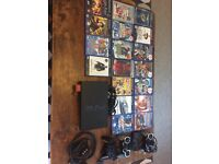 Ps2 and 18 games