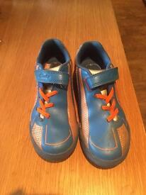 Clarks boys' shoes. Size 12.5F.